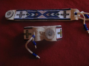 bracciali lakota sioux